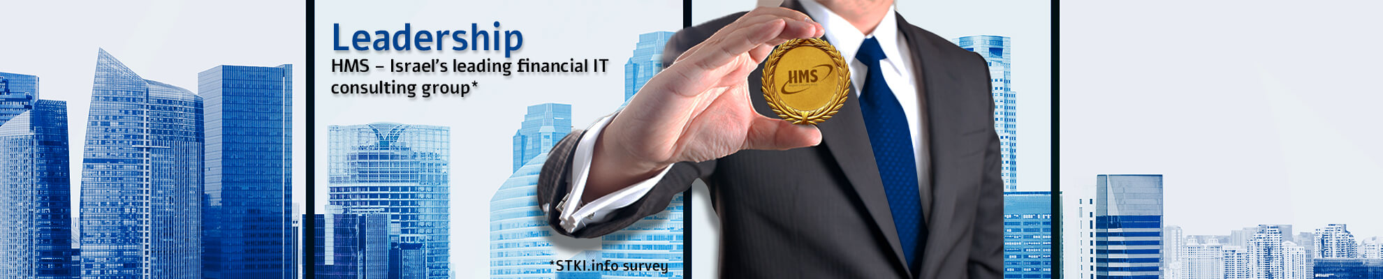 Israel's leading financial IT consulting group